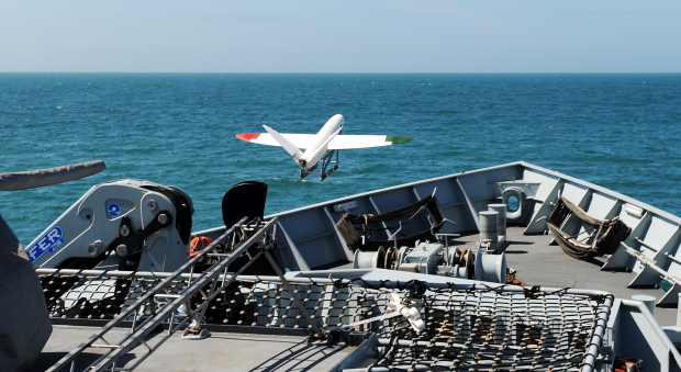 Southampton engineers test fly a 3d printed aircraft