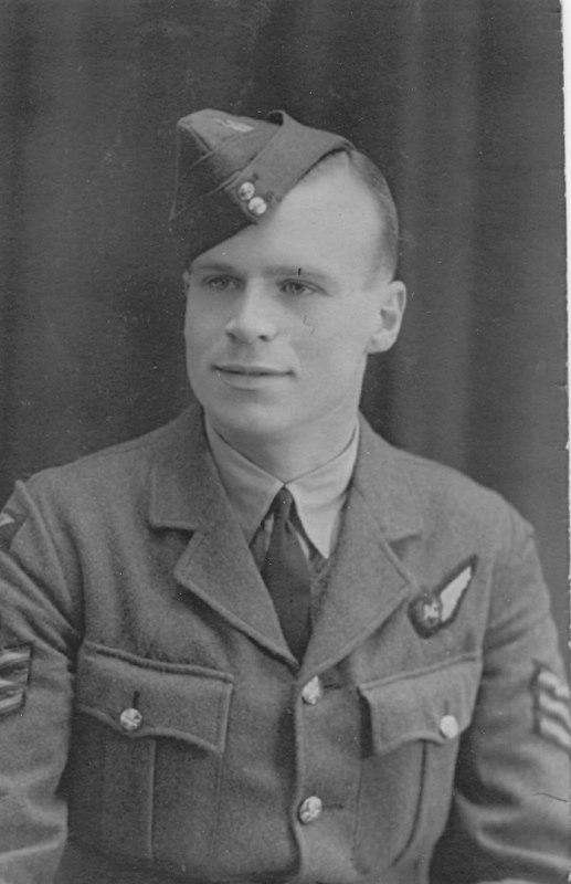Sgt james Bent RAF