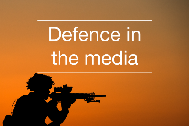 Defence in the Media.