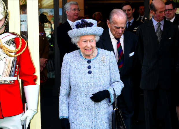 Her Majesty The Queen re-opened the National Army Museum in London yesterday 16th March 2017.