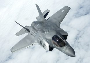 F-35B Lightning aircraft are set to deploy to RAF Akrotiri in Cyprus. Crown Copyright.