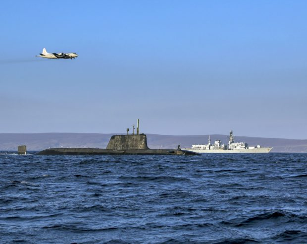 Royal Navy - Defence in the media